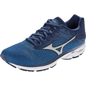 Mizuno Wave Rider 23 Running Shoes Men, campanula/vapor blue/dress bluees